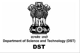 Department of Science & Technology (DST) logo